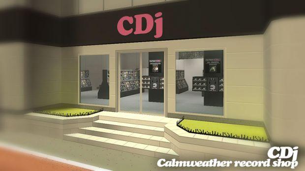 CDj Record Store