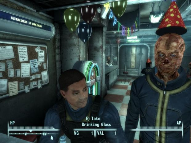 The Child Problem image - Fallout 3 Ghoul Mod for Fallout ...