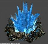 """Blue Tiberium """"Seeder"""" Vine"""