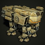 Steel Talons - Mammoth Mk.V