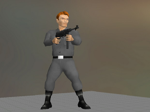 Player-model