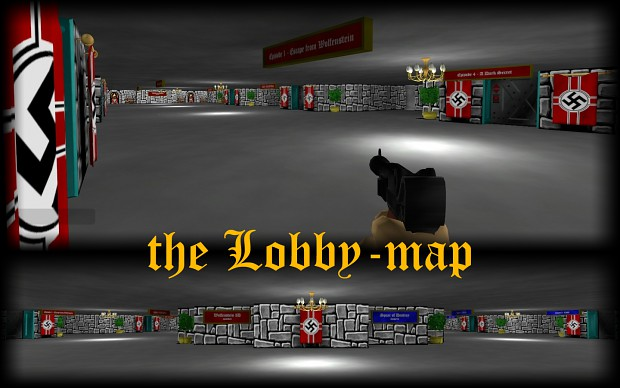 the Lobby-map