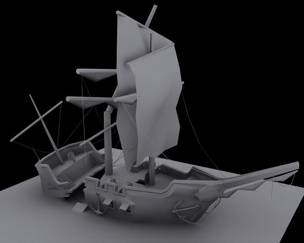 Ship prop WIP