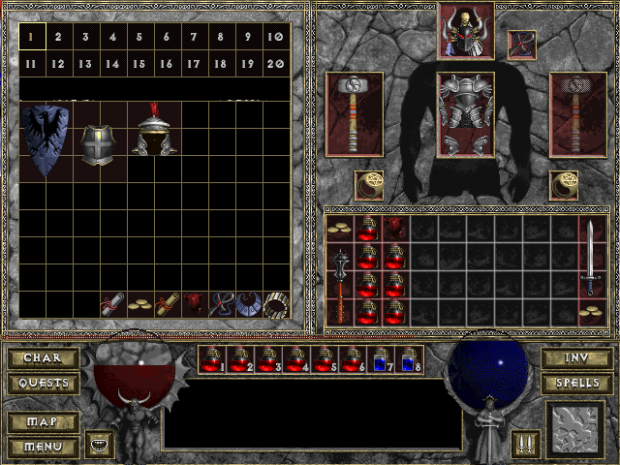 diablo 1 hellfire download