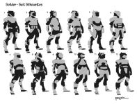 Soldier Thumbnail Concepts
