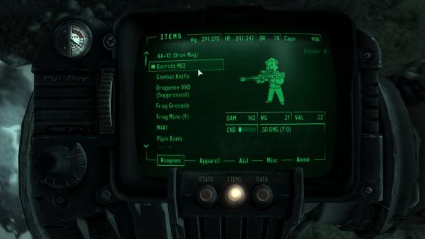 Fallout 3 Reborn V8 Pics #1