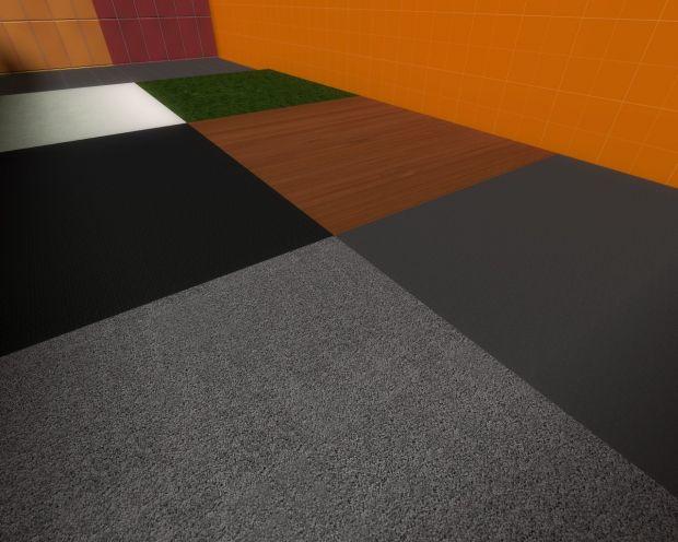 More Texture Updates