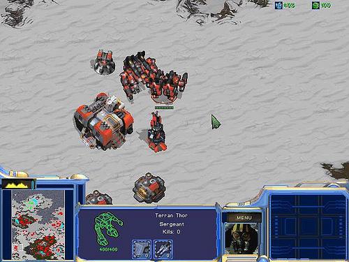 SC2 Mod Screenshots