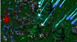 Undead + Blizzard Spell