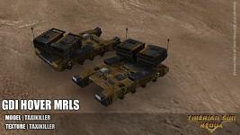 GDI Hover MLRS texture