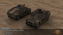 Forgotten Humvee TOW upgrade