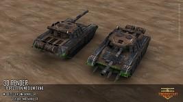 Forgotten Medium Tank