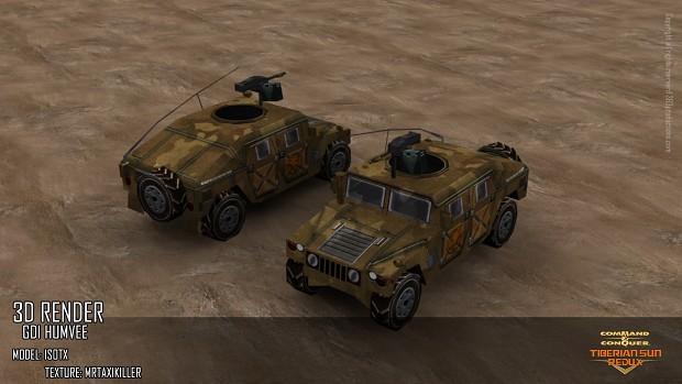 GDI Humvee