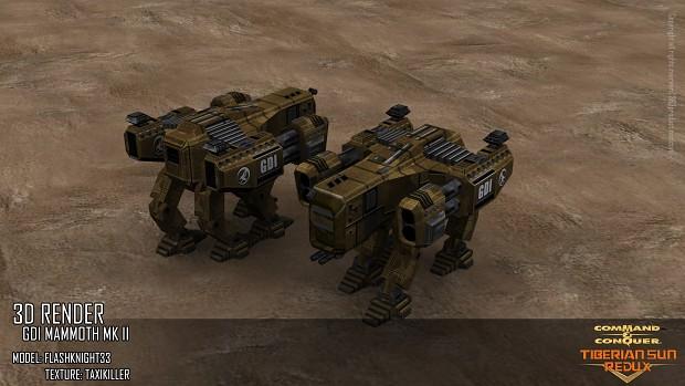 GDI Mammoth MK II