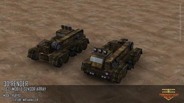 Mobile Sensor Array (MSA)