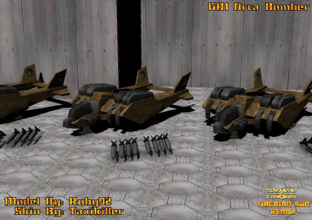 GDI Orca Bomber