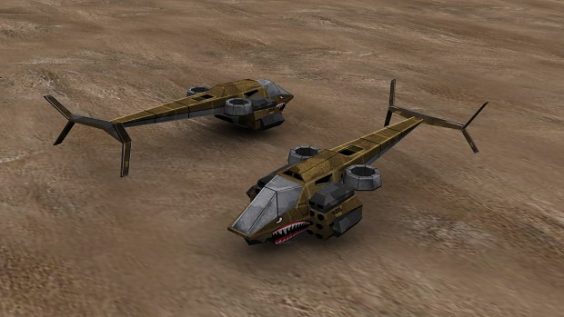 GDI Orca Fighter