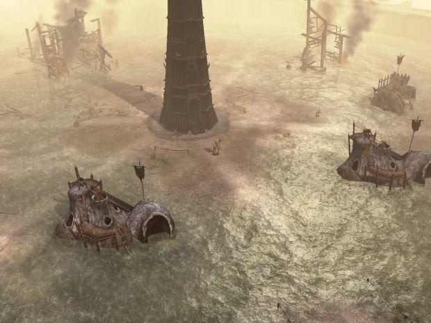 Flooded Isengard