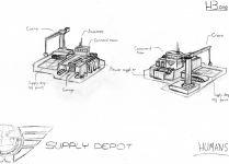 Humans Supply Depot