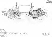 Humans Command Center