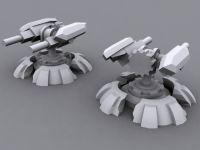 Drones Auto Sentry
