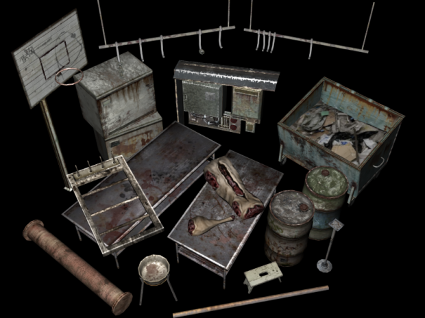 Prop Images - Grey mod for Half-Life 2: Episode Two - Mod DB