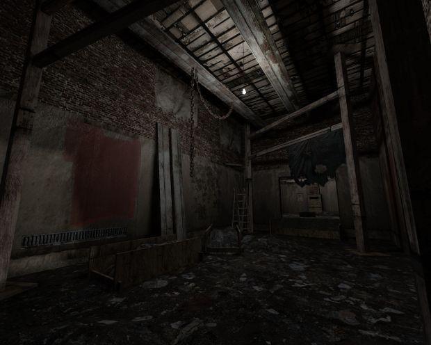 Building Site - Inside