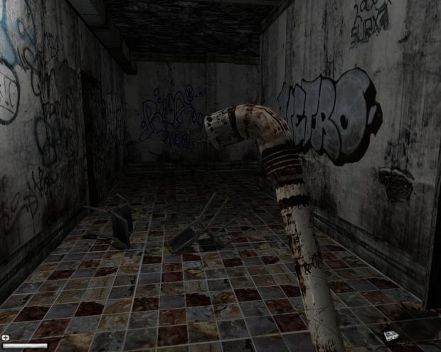 New pipe model image - Grey mod for Half-Life 2: Episode Two