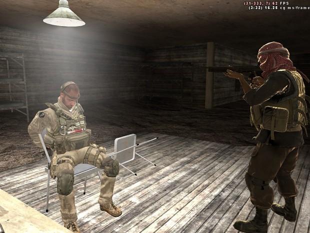 Prisoner of War - Afghanistan teaser