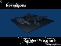 WIP Grenade Launcher