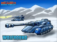Allied Wolfhound Tank Destroyer