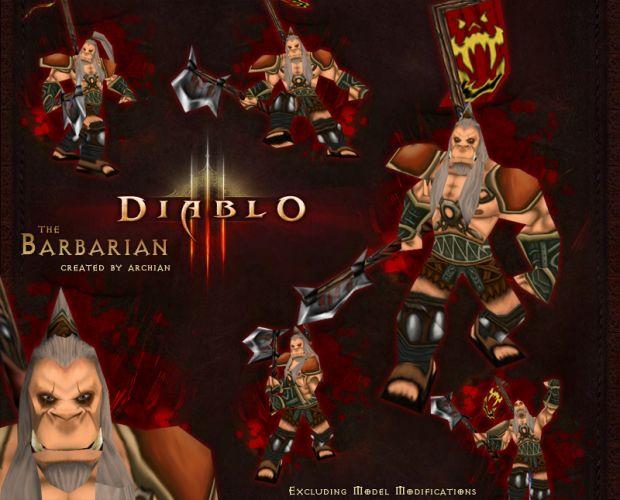 Warcraft 3 angel samurai z - d