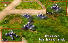 v1.1 Update: Reclamator Field Support Vehicle