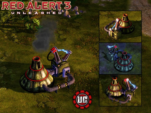моды для Red Alert 3 Uprising скачать - фото 3
