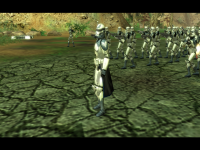 Commander Wolffe Phase 2