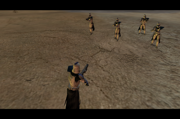 Tech 1 GC ARC troopers