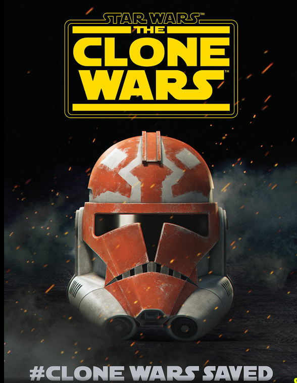 The Clone Wars will be getting new episodes