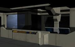 Halcyon class Cruiser bridge