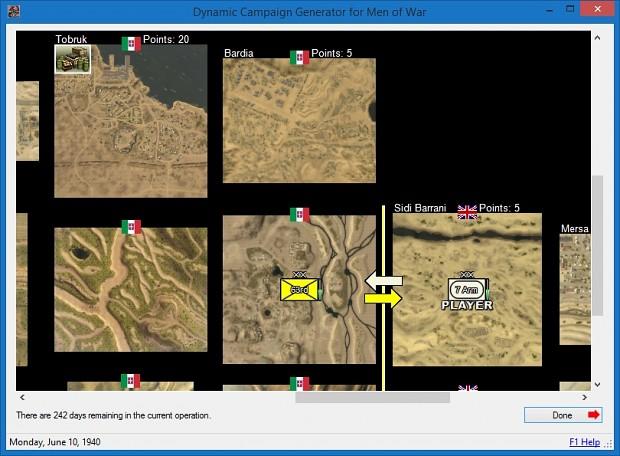 DCG Screen