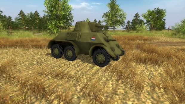 Pantserwagen DAF M/39