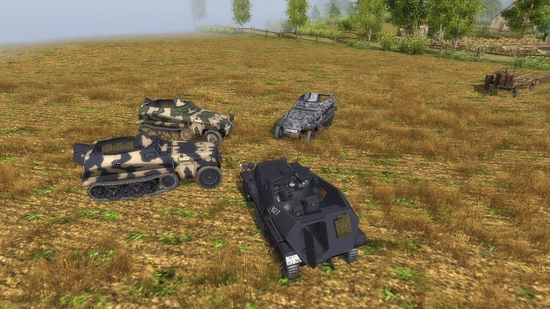 """Sd.Kfz.250/1 Ausf. A """"Alt"""""""