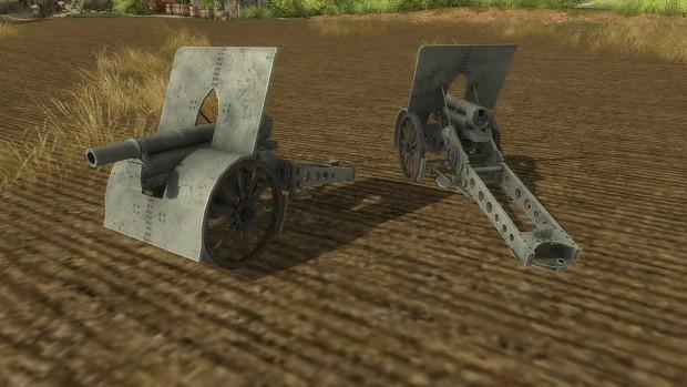 Polish 6.5cm wz.06 Mountain Gun