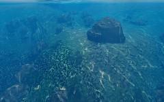 Underwater environments