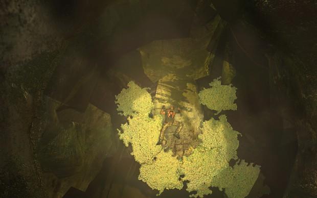 Cave intro