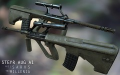 AUG A1 finished