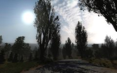 New skybox textures
