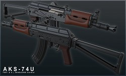 AKS74U low finished