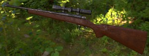 Remington 700 textured
