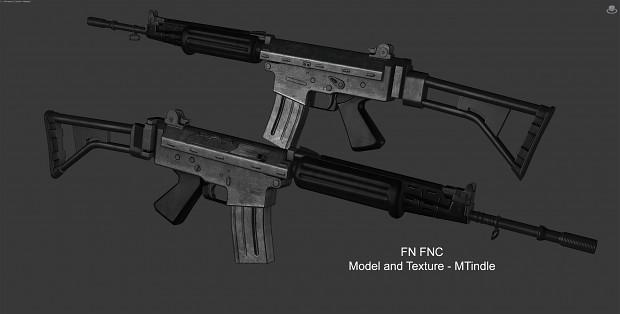 FN FNC model