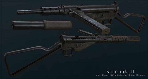 Sten mk. II